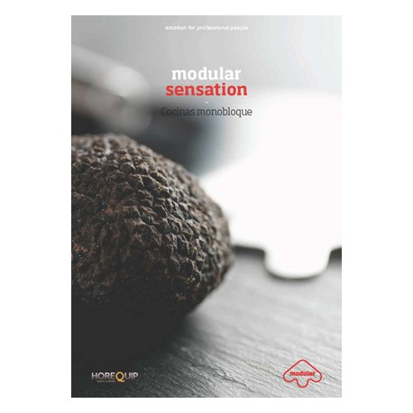 Cocinas serie Sensation