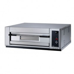 HORNO DE PIZZA ELECTRICO DIGITAL OEM 1 CAMARA 73X108 MODELO 635SD