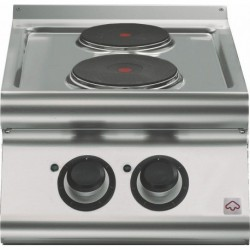 Cocinas eléctrica 4 fuegos cuadrados