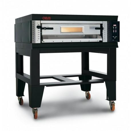 HORNO DE PIZZA ELECTRICO OEM 1 CAMARA 93X93 MODELO S991