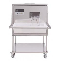 Secadora / abrillantadora de cubiertos HR8000