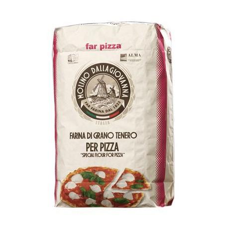 HARINA PARA PIZZA DE FERMENTACION DIRECTA