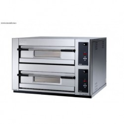 HORNO DE PIZZA ELECTRICO DIGITAL OEM 2 CAMARAS 73X108 MODELO 1235SD