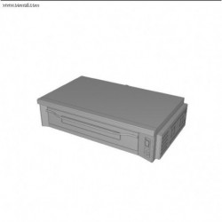 HORNO DE PIZZA ELECTRICO DIGITAL OEM 1 CAMARA 125X73 MODELO 635XLE1